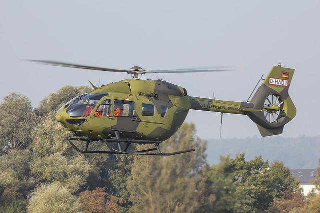 D-HADT, Airbus Helicopter H-145M Fuerza Aerea Ecuatoriana @ Donauwörth EDPR